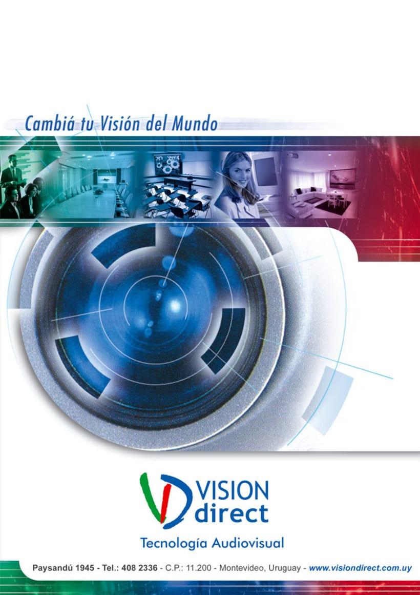 Imagen Corporativa, Diseño Institucional 1