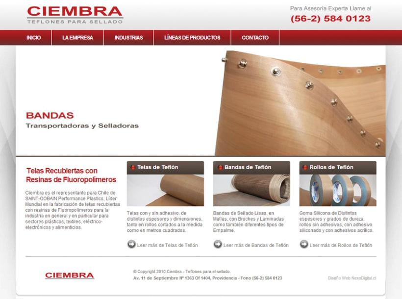 Diseño Web para Ciembra S.A. -1