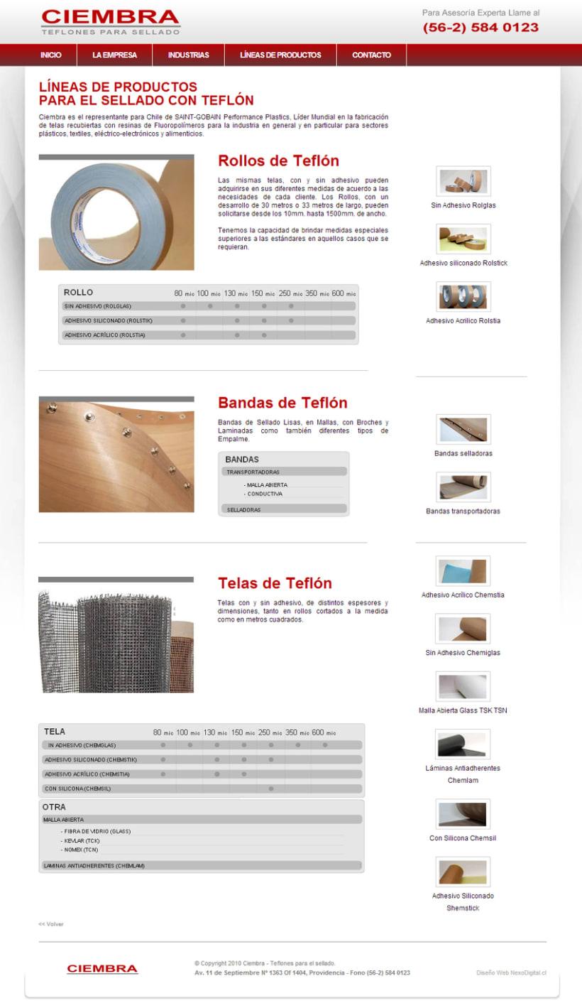 Diseño Web para Ciembra S.A. 0