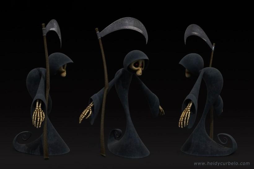 Cartoon Reaper 0