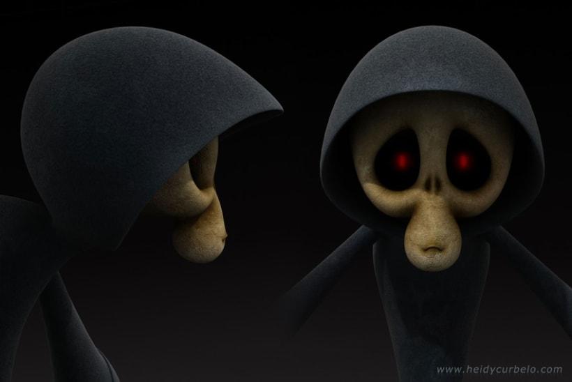 Cartoon Reaper 1