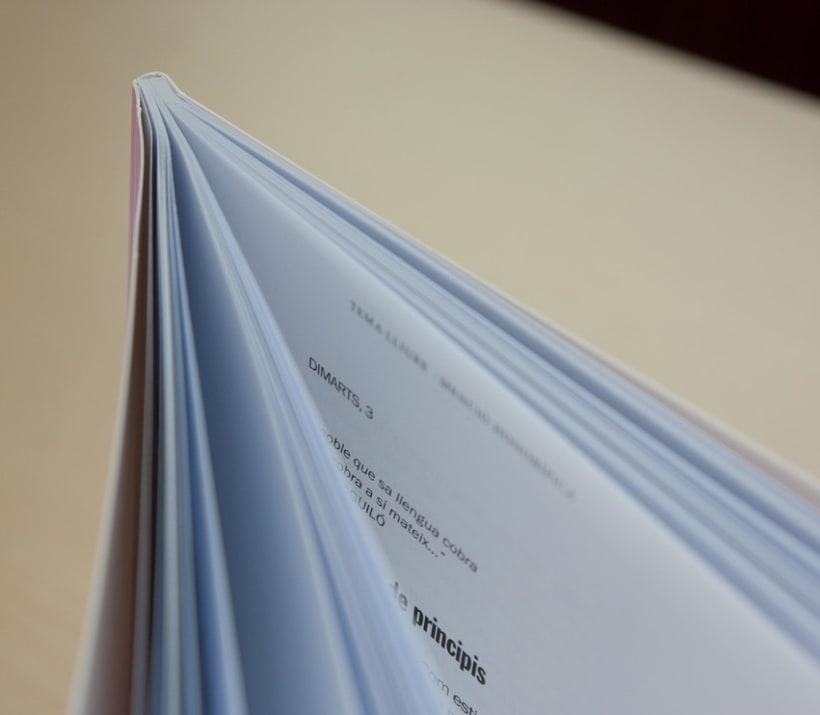 """Disseny i maquetació del llibre de poesia """"Premis Pepi Pagès 2012-2013"""" 7"""