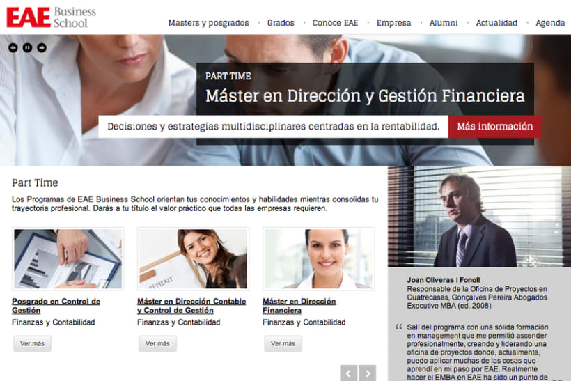 Retratos: EAE Business School 7