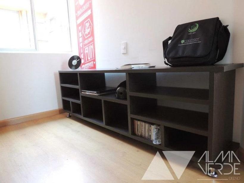 Estudio / Biblioteca -1