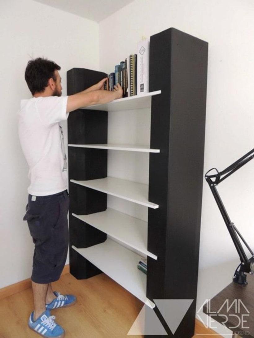 Estudio / Biblioteca 2
