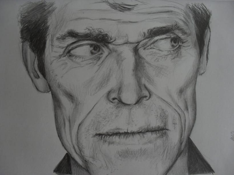 retratos I 1