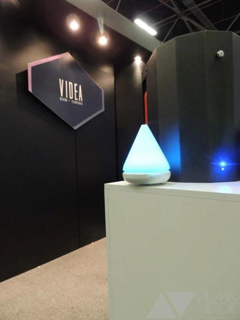 Videa Diseño - Tecnologia / Stand Jovenes Empresarios 2