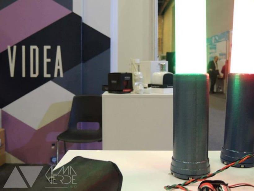Videa Diseño - Tecnologia / Stand Jovenes Empresarios 5