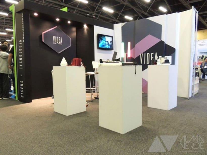 Videa Diseño - Tecnologia / Stand Jovenes Empresarios 6