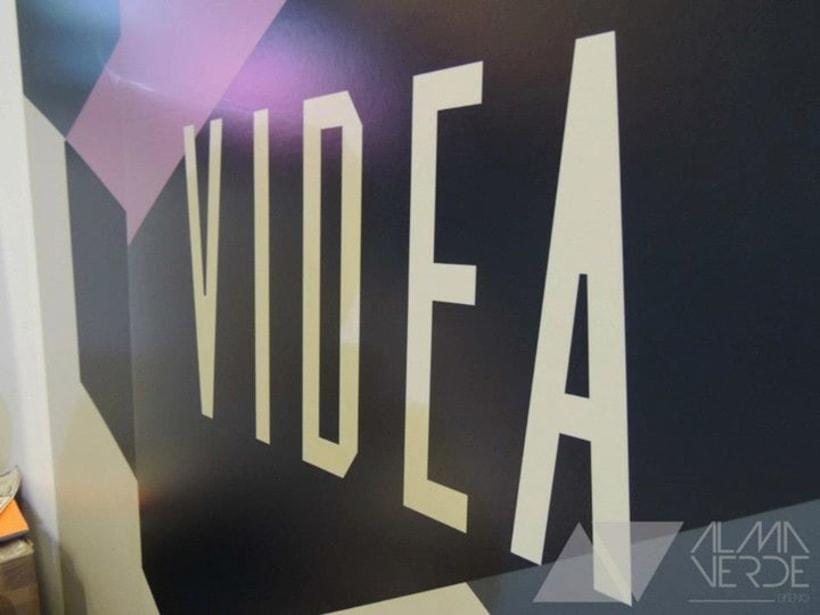 Videa Diseño - Tecnologia / Stand Jovenes Empresarios 0