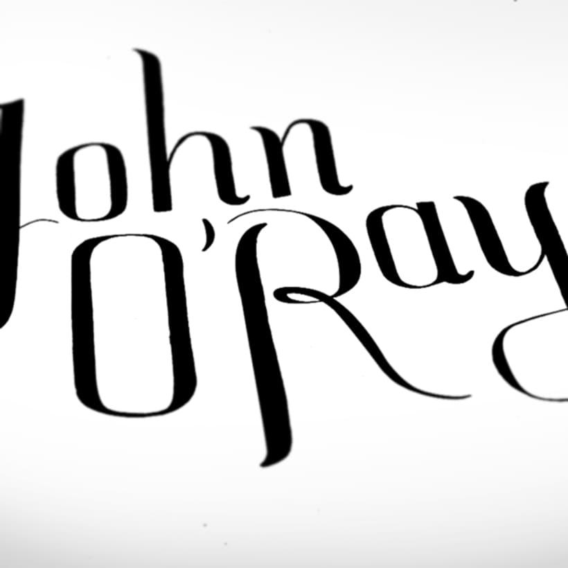 John O´Ray 1