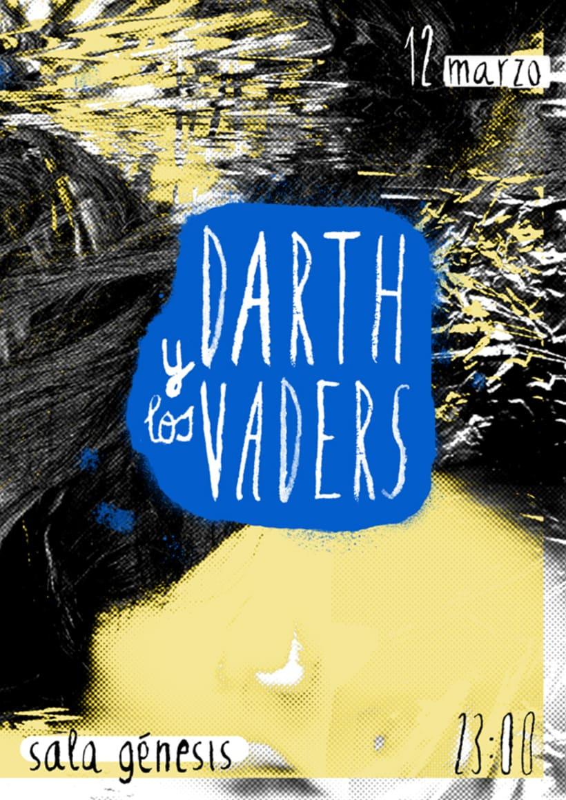 Darth y los Vaders 0