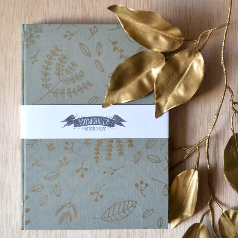 Cuadernos entelados 26