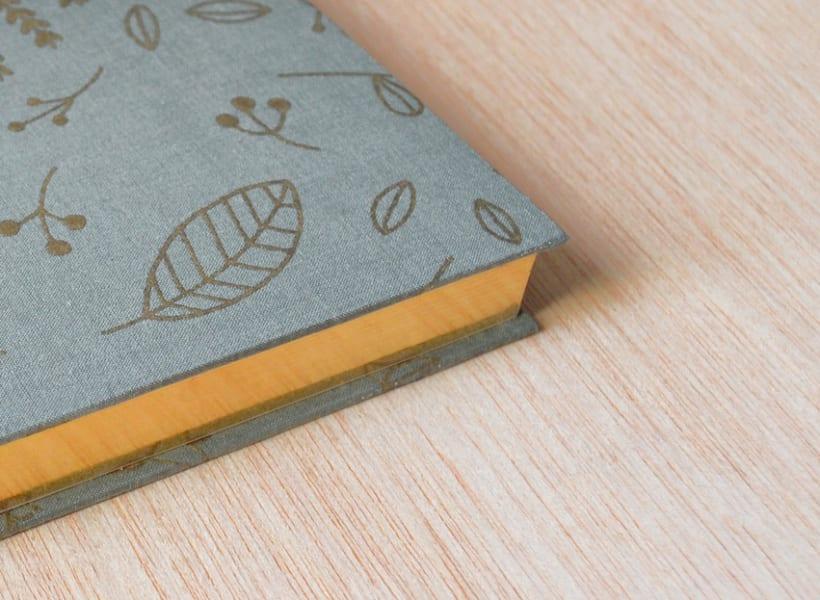 Cuadernos entelados 29