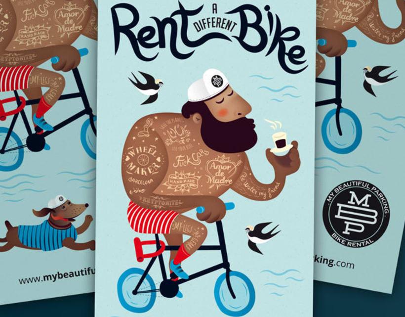 Rent a Bike 2