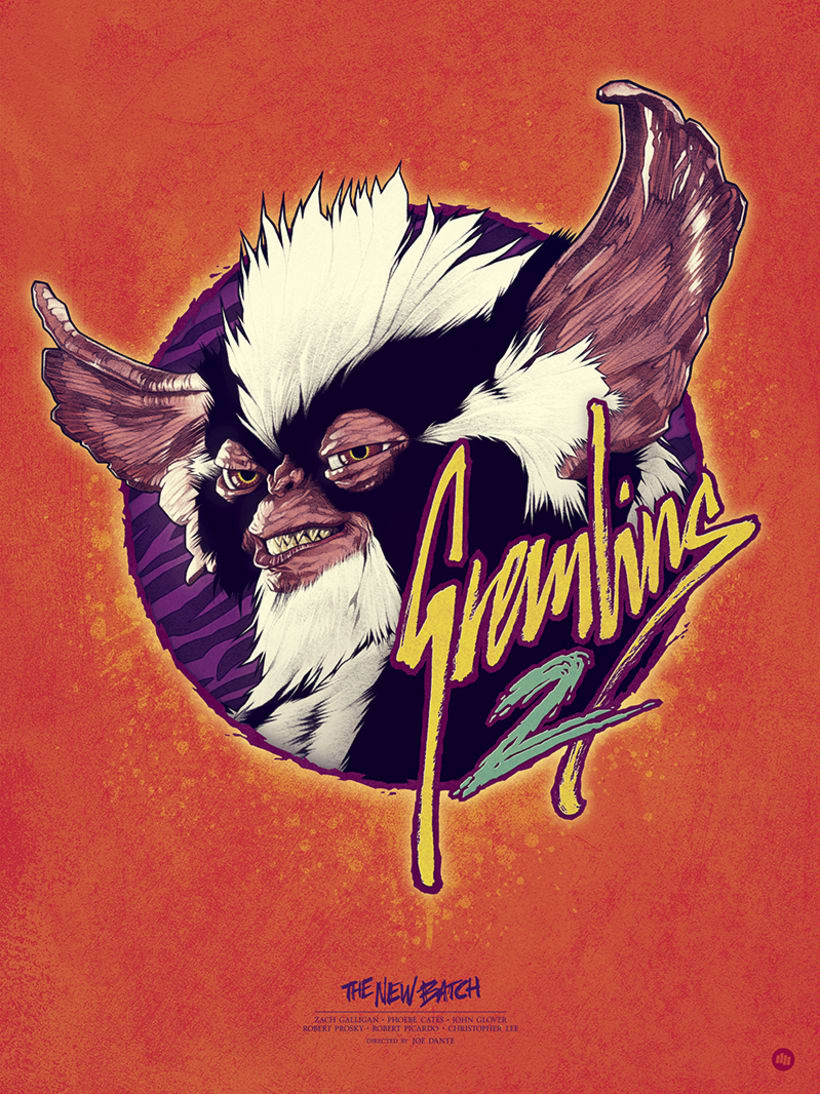 GREMLINS 2: The New Batch 0
