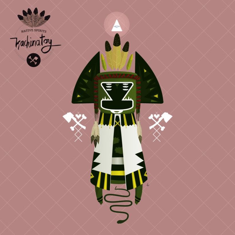 Kachina Toy 1