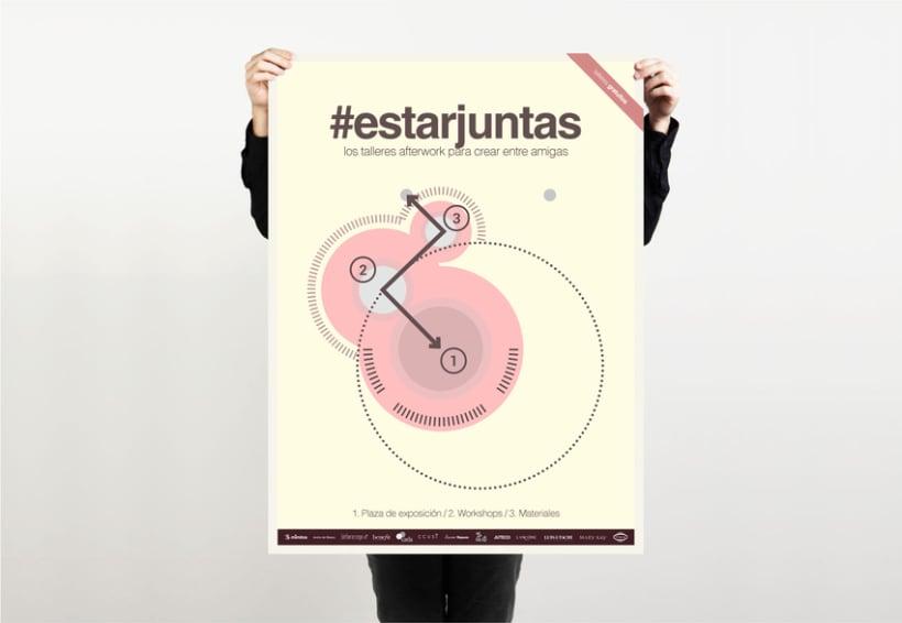 #estarjuntas 1