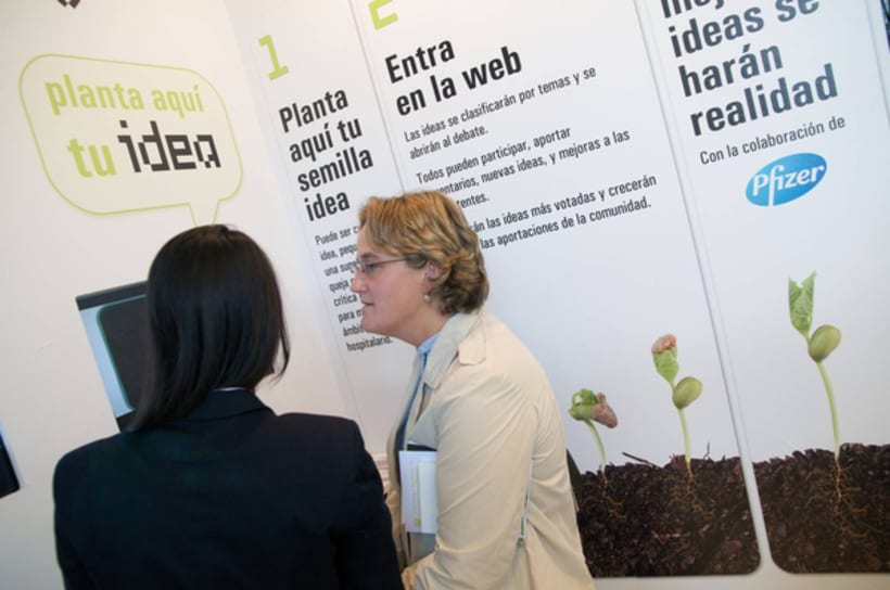Innovation Garden - Stand - 0