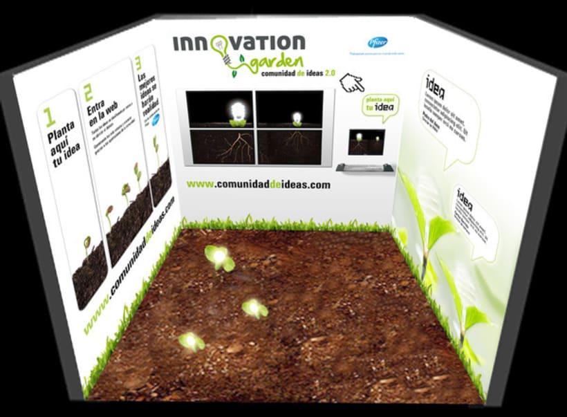 Innovation Garden - Stand - 2