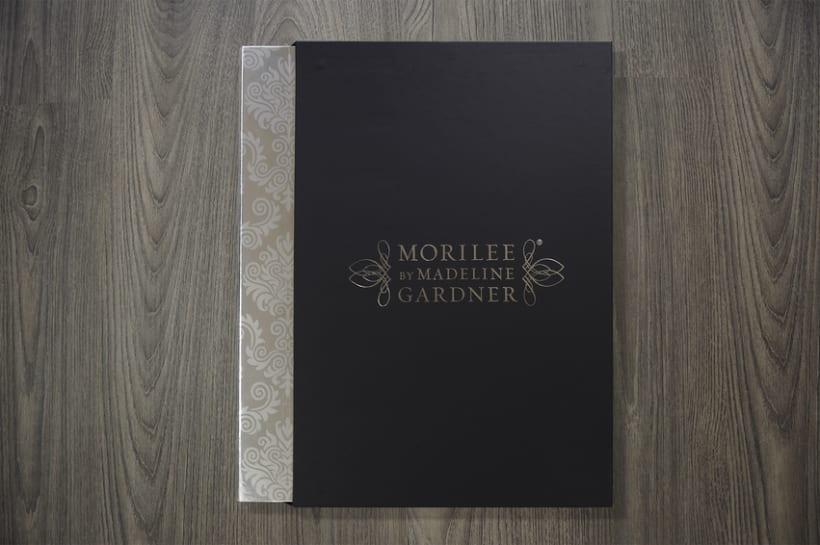 Carpesano para la colección Morilee de Madeline Gardner 1