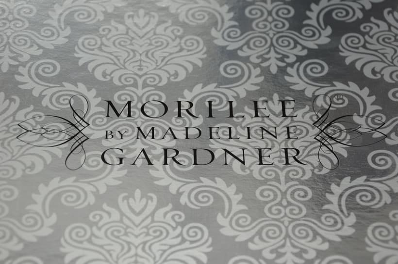 Carpesano para la colección Morilee de Madeline Gardner 2