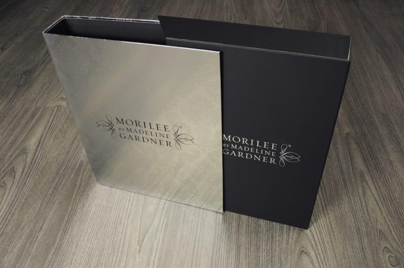 Carpesano para la colección Morilee de Madeline Gardner 3