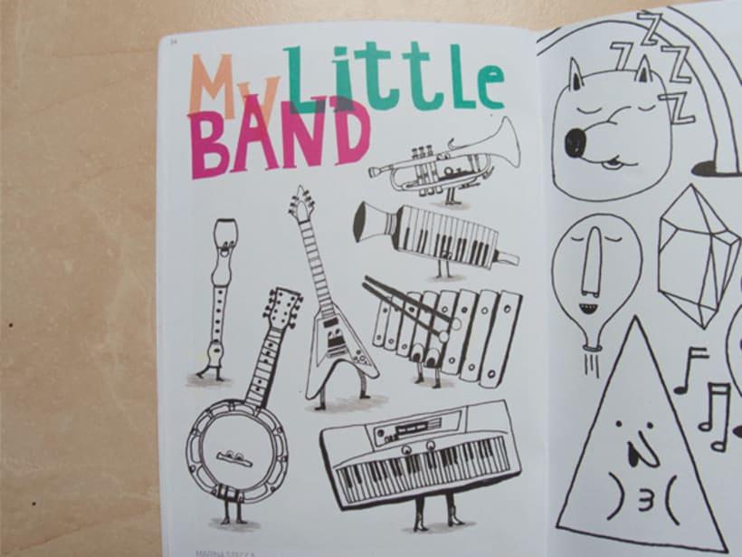 Naif magazine *Especial Anímate para Primavera Sound 2012 1