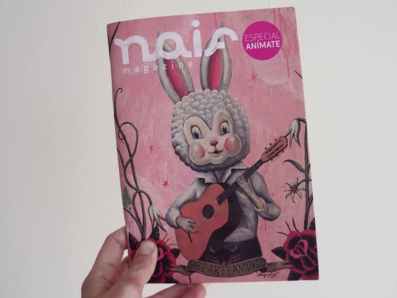 Naif magazine *Especial Anímate para Primavera Sound 2012 0
