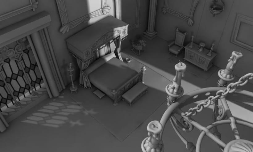 Habitación del Rey (Meñique) -1