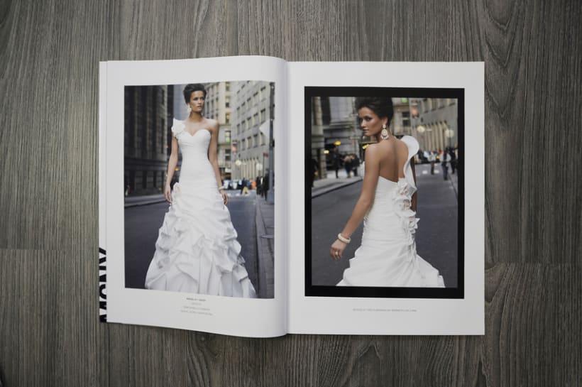 Look para Madeline Gardner New York 4