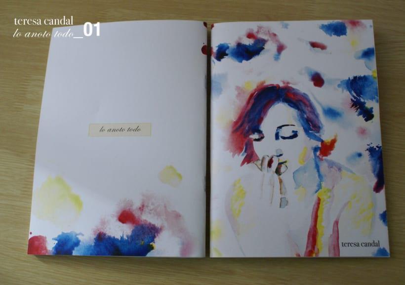 Cuadernos Lo anoto todo 1