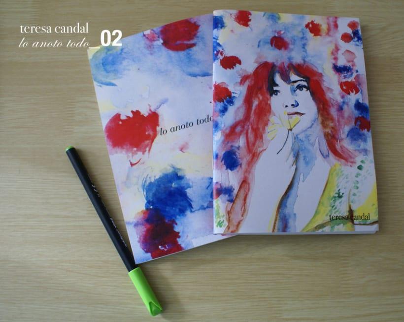 Cuadernos Lo anoto todo 2
