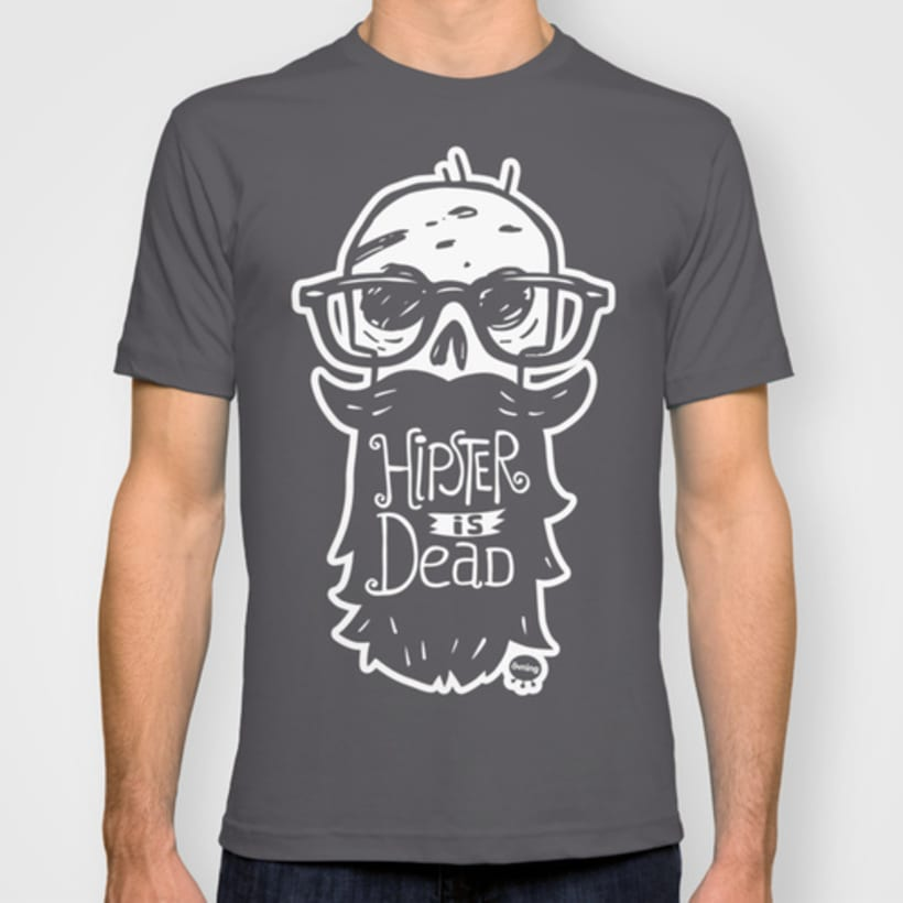 Hipster is dead! 1