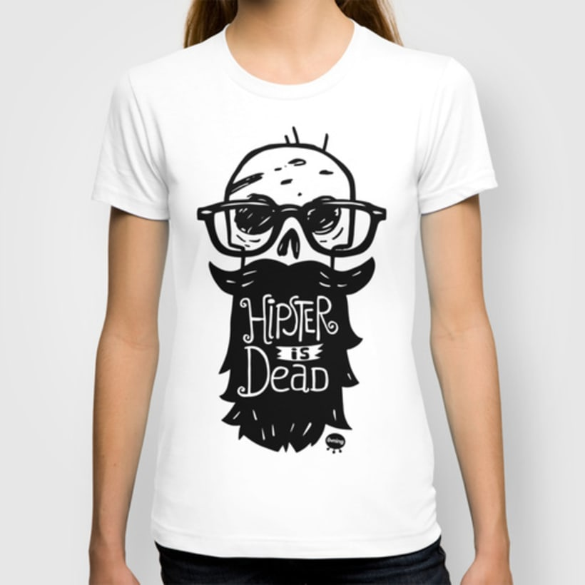 Hipster is dead! 2