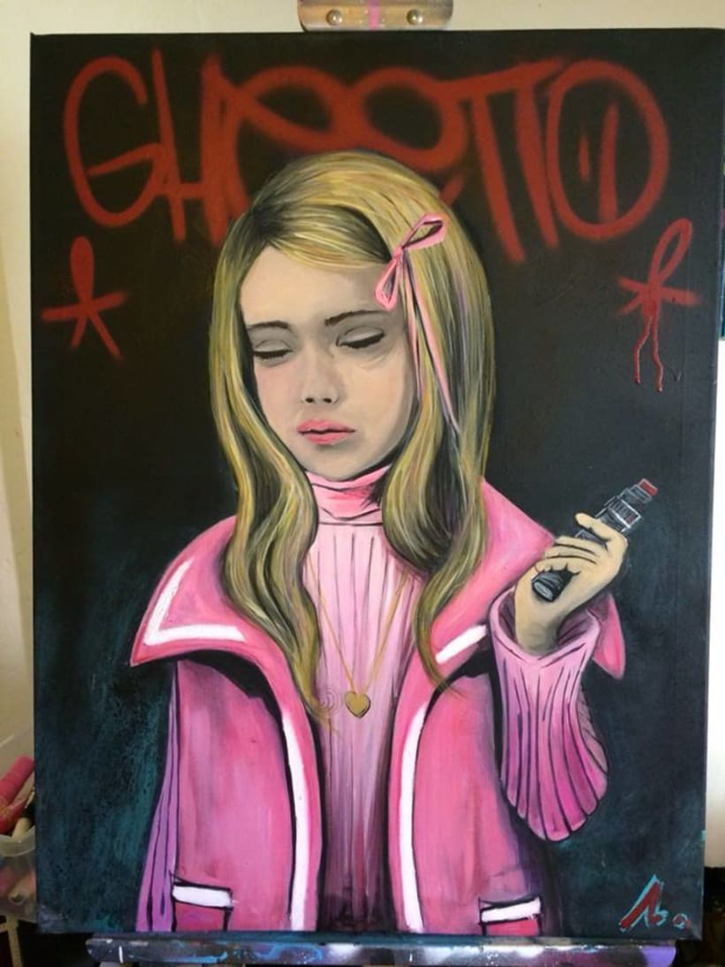 Ghetto Kid -1