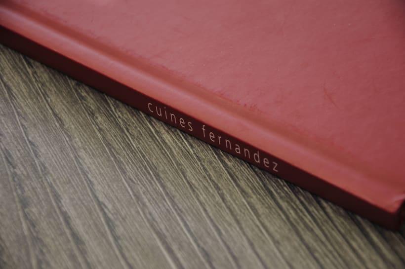 Catálogo para Cocinas Fernández Vol.I 2