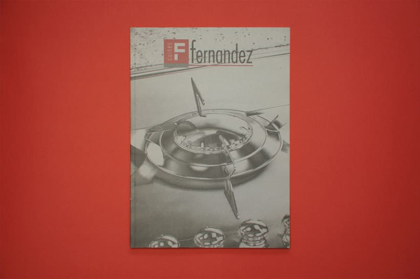 Catálogo para Cocinas Fernández Vol.II  -1