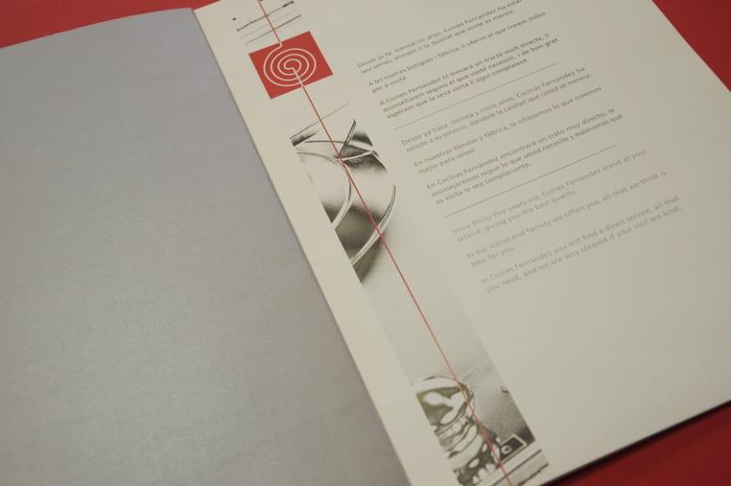 Catálogo para Cocinas Fernández Vol.II  3