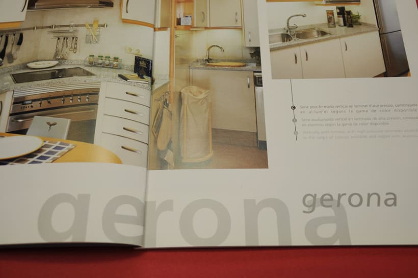 Catálogo para Cocinas Fernández Vol.II  5