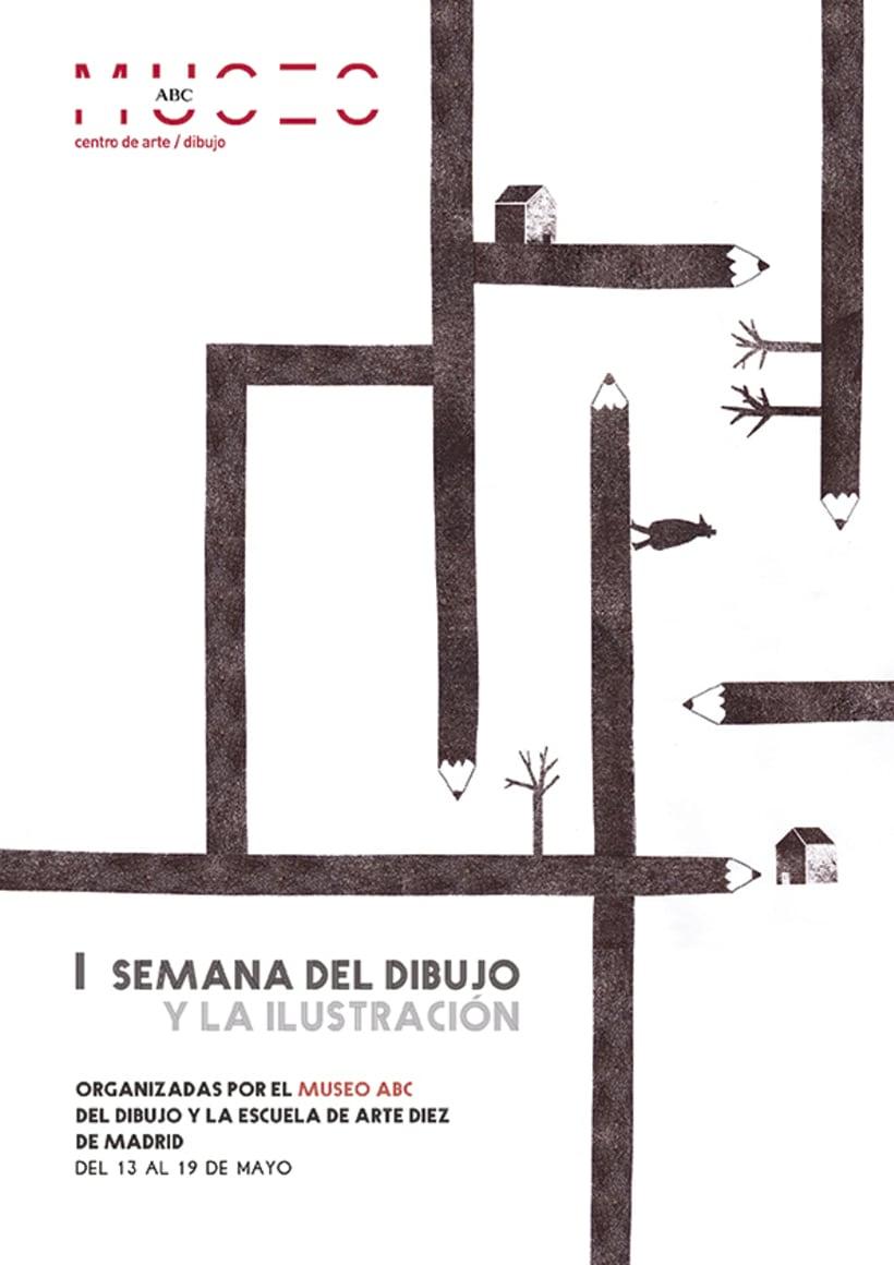 Carte I Semana del dibujo y la ilustración 3