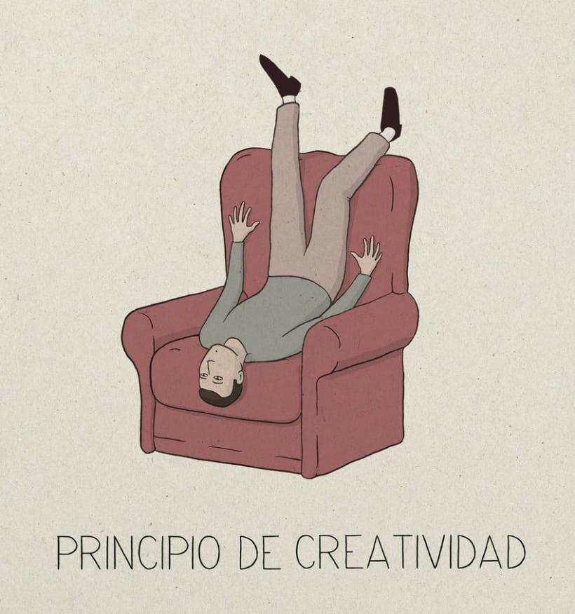 Principio de creatividad 1