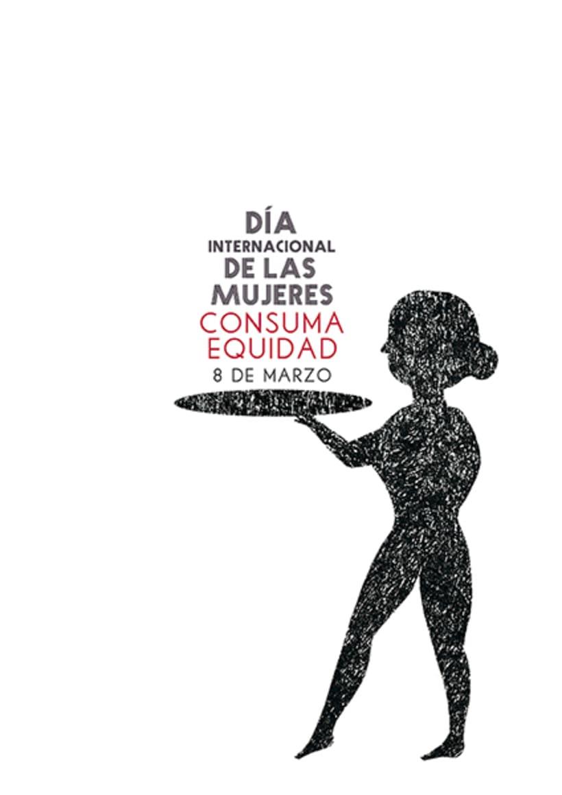 Cartel día de la mujer 2013 1