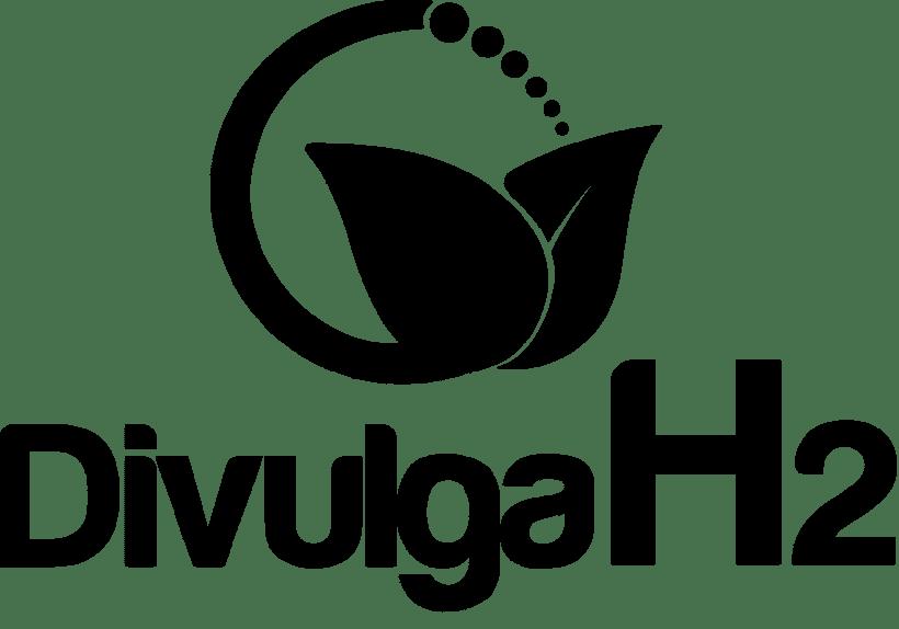 Logotipo DivulgaCH2 - Desarrollo de logotipo para el proyecto DivulgaCH2 1
