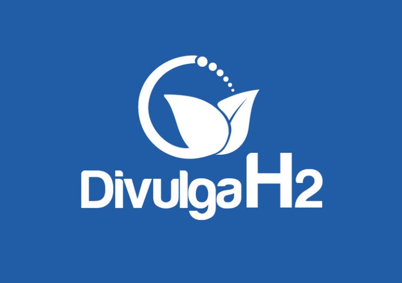 Logotipo DivulgaCH2 - Desarrollo de logotipo para el proyecto DivulgaCH2 2