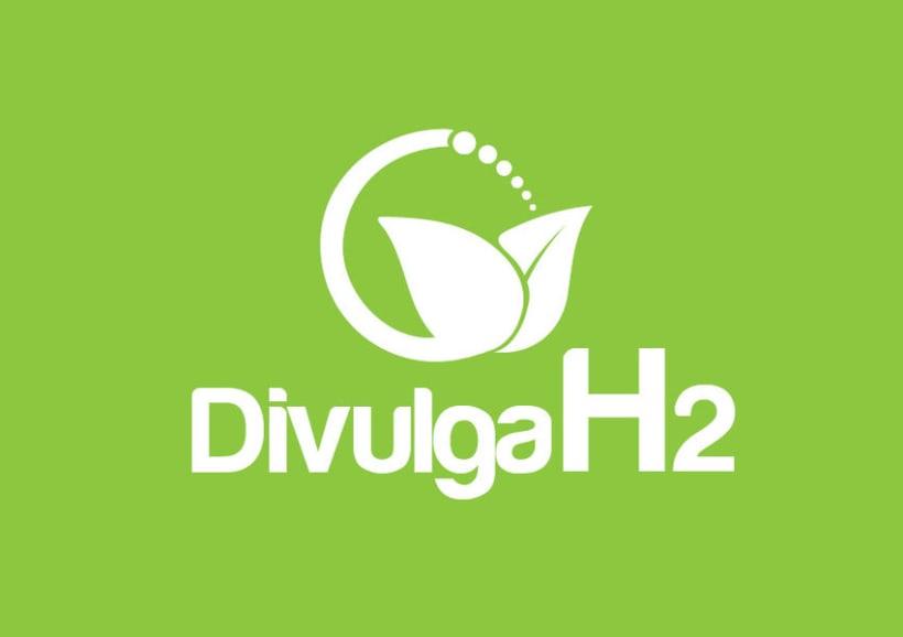 Logotipo DivulgaCH2 - Desarrollo de logotipo para el proyecto DivulgaCH2 3
