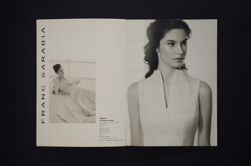 Catálogo para Frank Sarabia '00 1