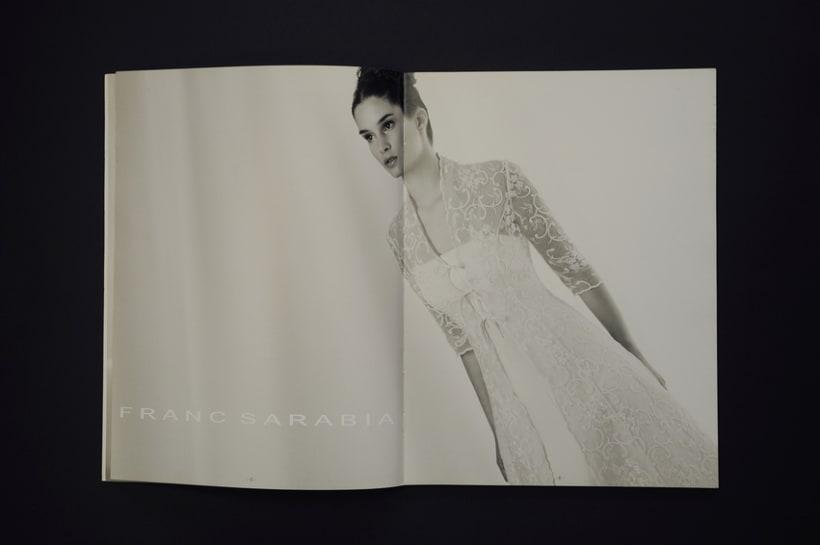 Catálogo para Frank Sarabia '00 3
