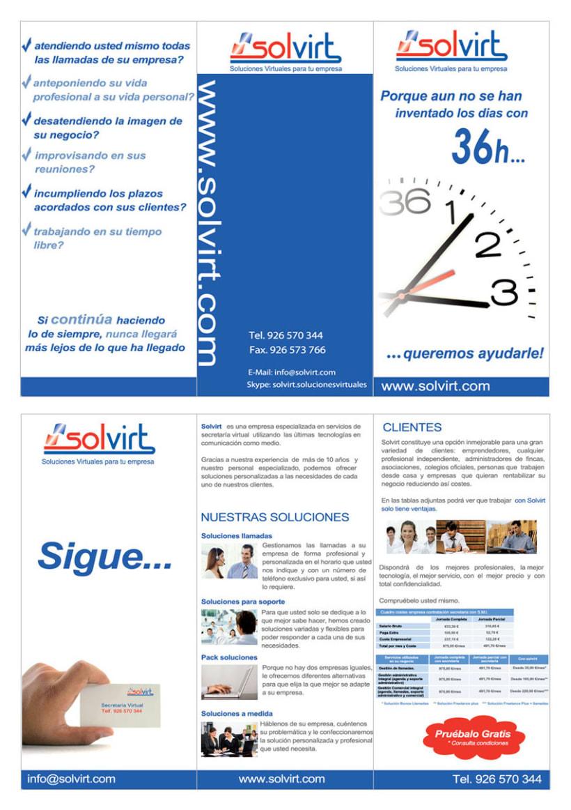 Solvirt -  Tripticos para empresa Solvirt -1