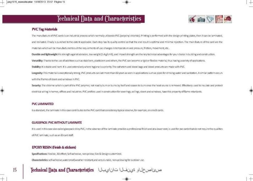 Crew Tags Qatar Airways / Propuesta de Tags identificadoras de equipaje  15